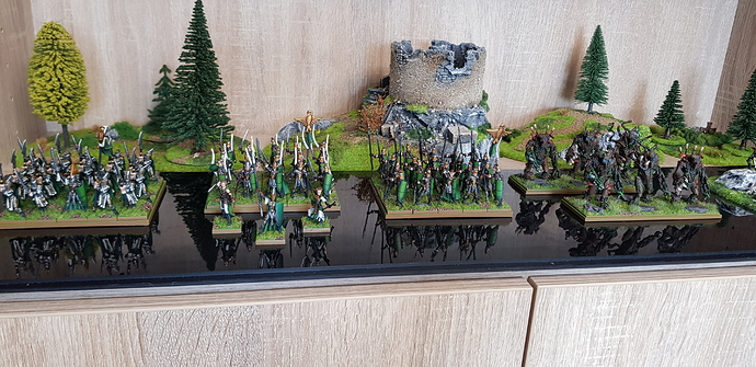 Mike's Elves Full Army