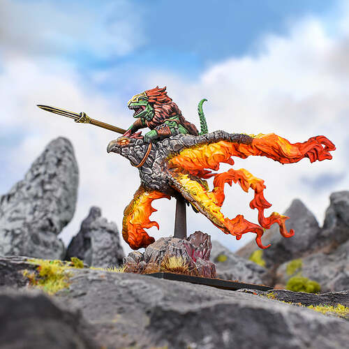 Ghekkotah-Skylord-Kings-Of-War