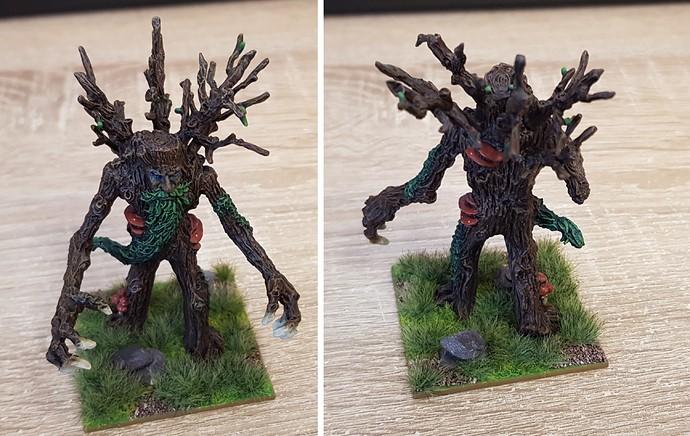 Tree Herder Double