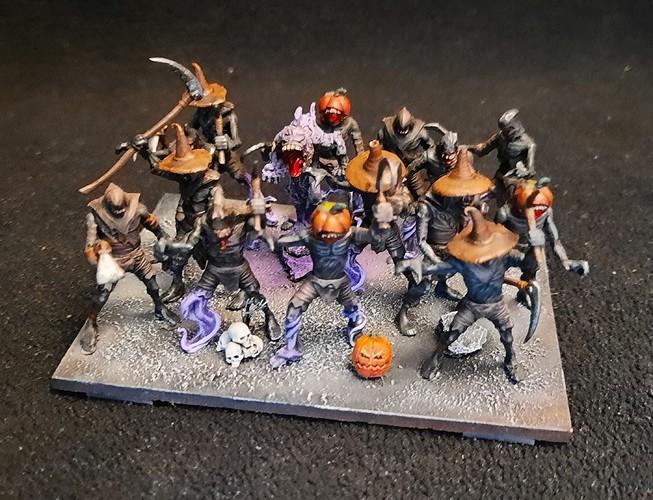 Scarecrows regiment