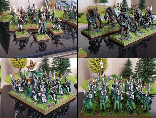 Mike's Elves Heroes & Shamblers & PG
