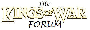 The Kings of War forum